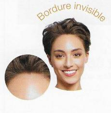 Bordure invisible